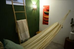 La cabine Amérique du Sud